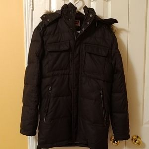 [BRAND NEW] Men's Levi's winter jacket with hood